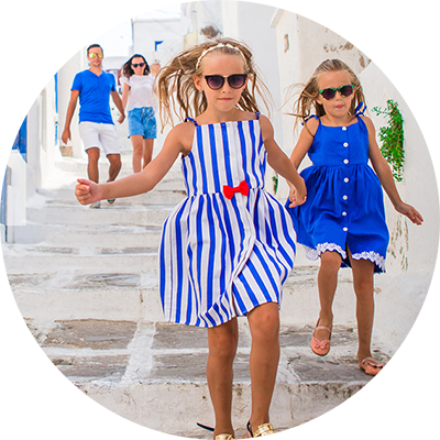 Luxury family holidays at Sani Resort, Halkidiki